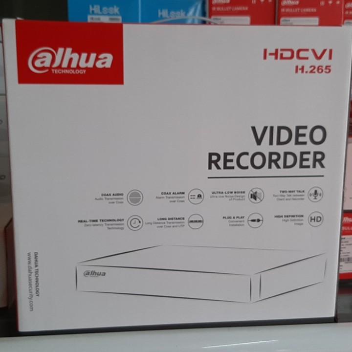 Đầu ghi hình camera 4 kênh 4MP Dahua DH-XVR5104H-4KL-X hàng chính hãng DSS Việt Nam