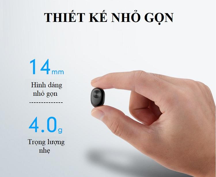 Tai NGhe Nhét Tai BL -1  Nhỏ Gọn - Hàng Nhập Khẩu