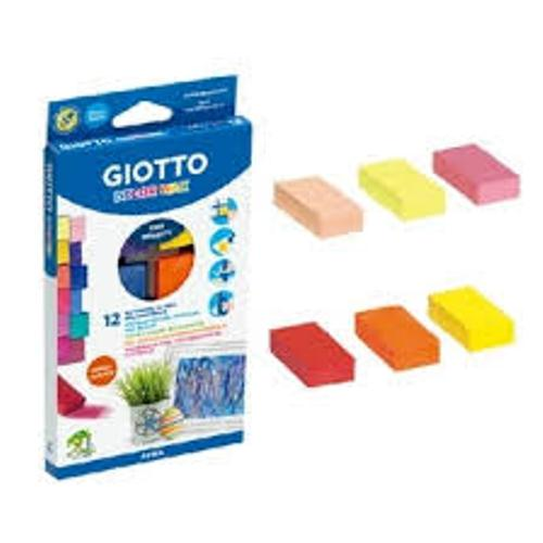 Phấn sáp 12 màu Gotto Decor Wax, vẽ đươc trên nhiều chất liệu như: kim loại, kính, thủy tinh, vải, giấy, bìa, nhựa …..