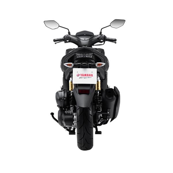 Xe Máy Yamaha NVX 155 ABS - Đen Nhám