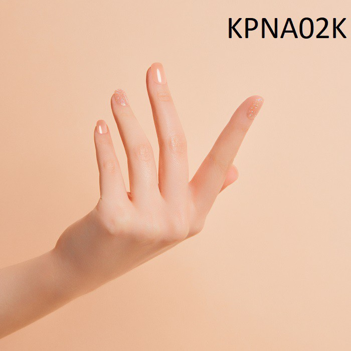Bộ 30 Móng Tay Gel Dán Press & Go Kiss New York Nail Box - Warm Skin (KPNA02K)