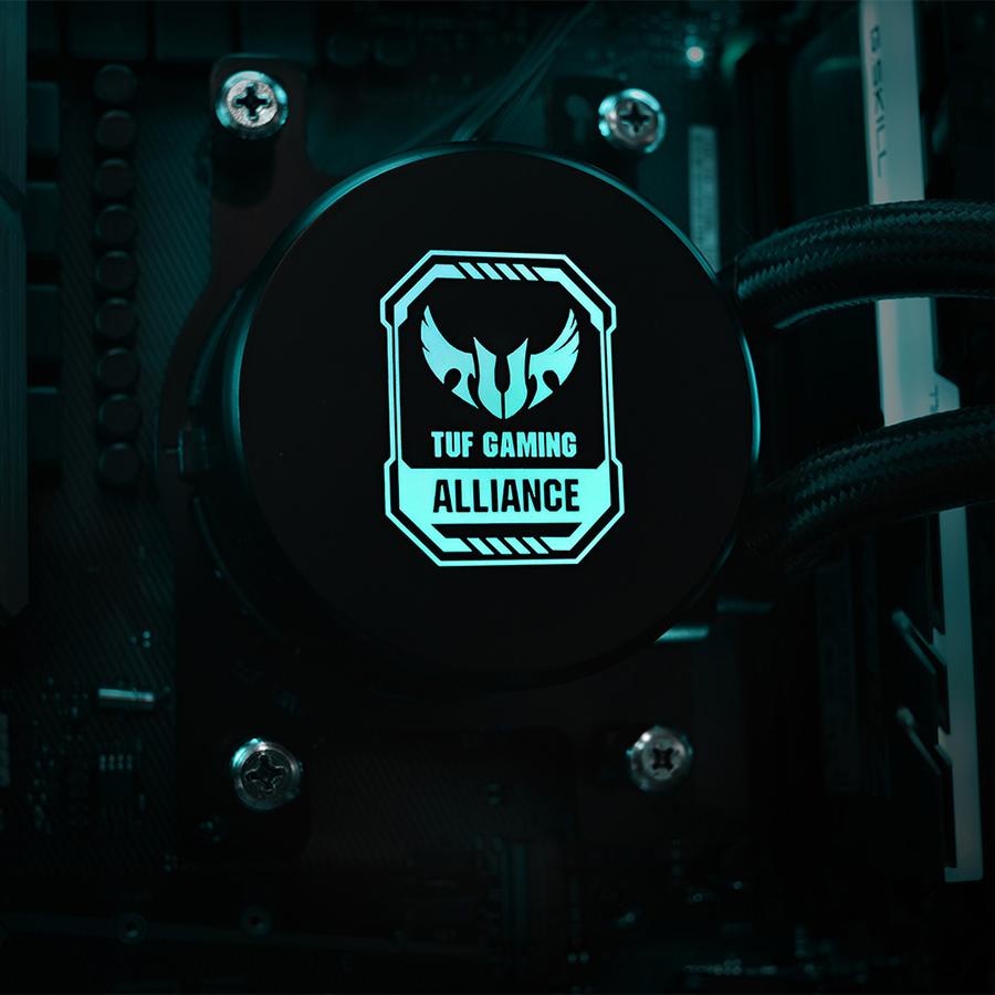 Tản Nhiệt Nước CPU ID-COOLING AURAFLOW X 240 TGA - Hàng Chính Hãng