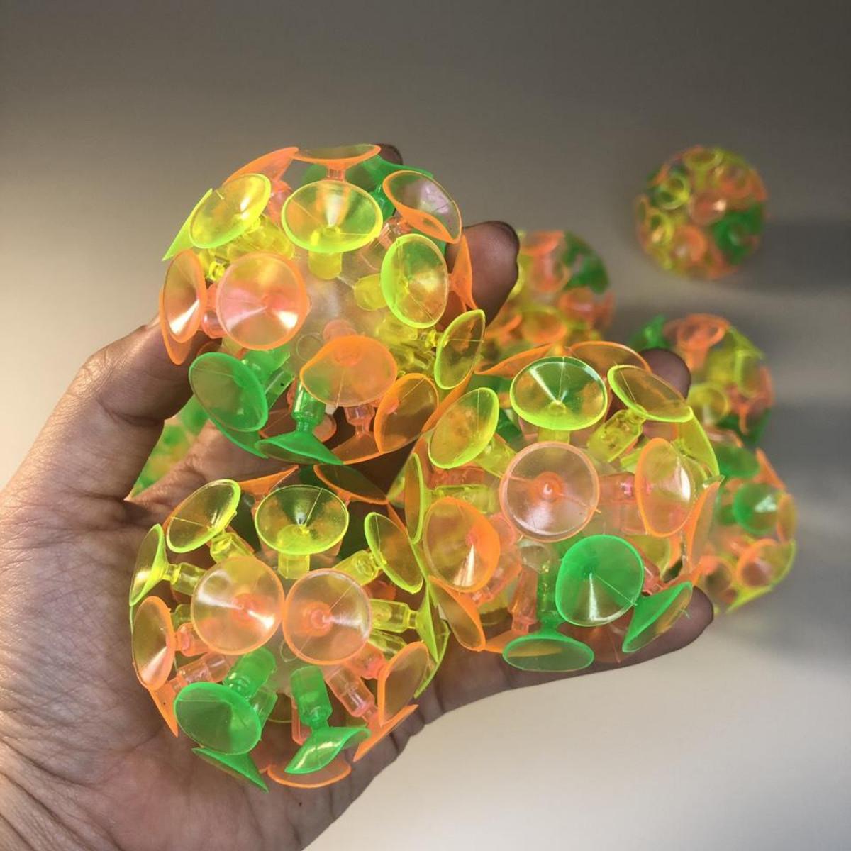 Combo 5 trái bóng ném dính sticky ball