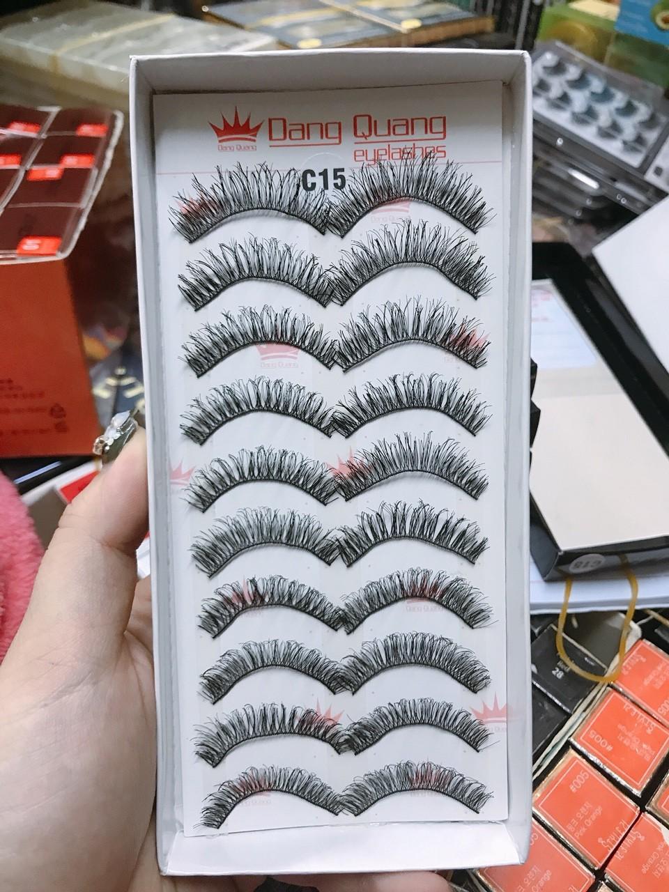 Mi giả Eyelashes Fashion Style 10 cặp (Số C2)