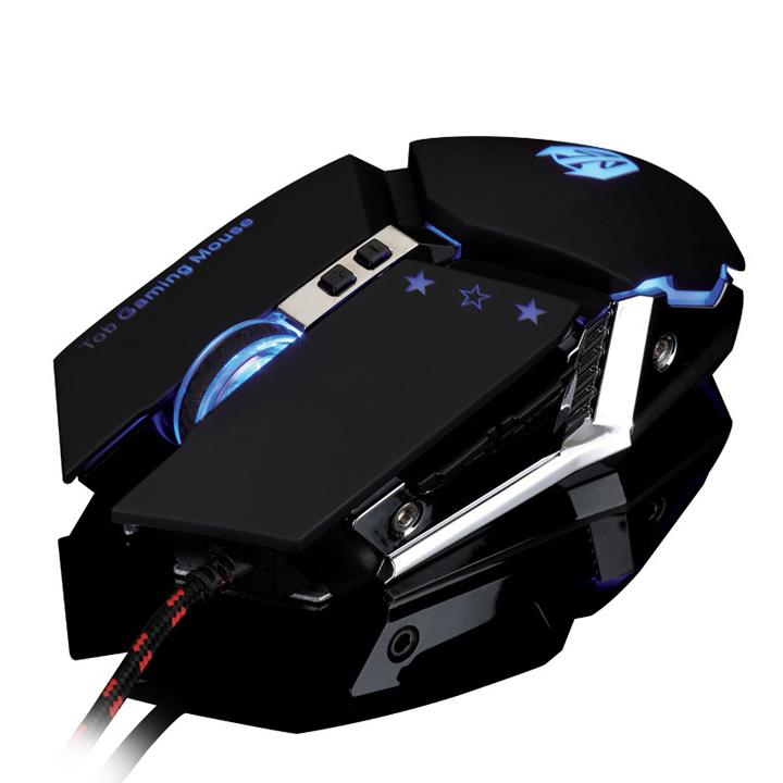 Chuột chuyên game 6D - LED 7 màu  T06
