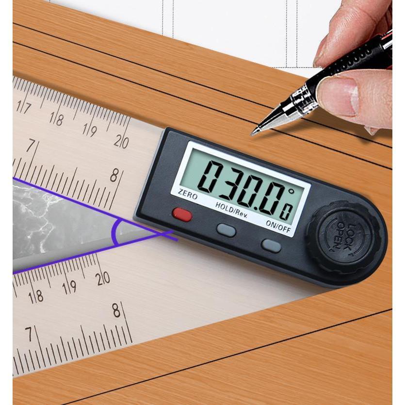 Thước đo góc điện tử SYNTEK