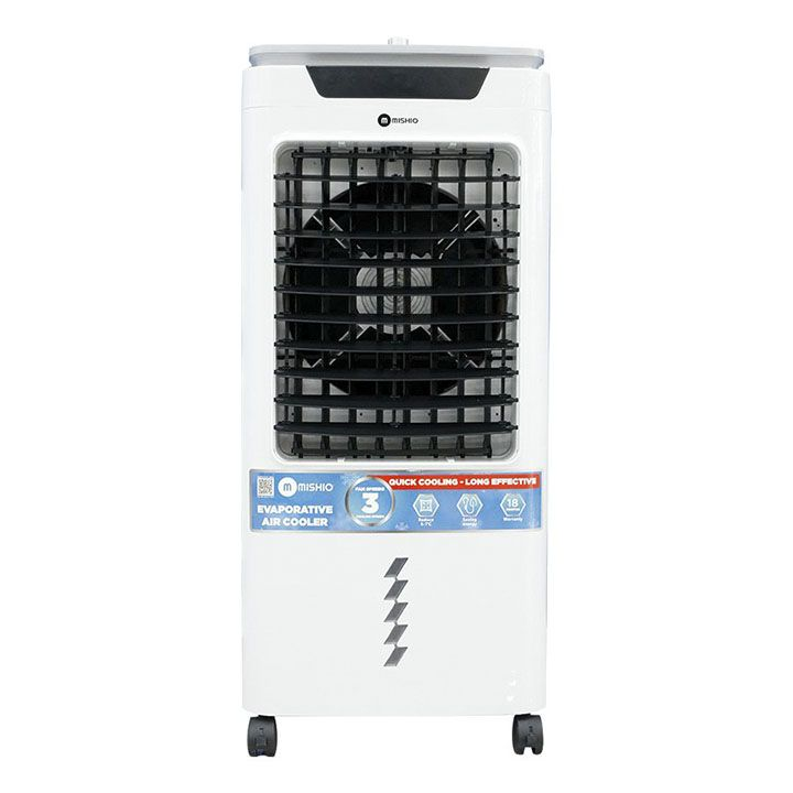 Quạt làm lạnh Không Khí Mishio MK267 100W 42L 43x34x97cm - Hàng chính hãng