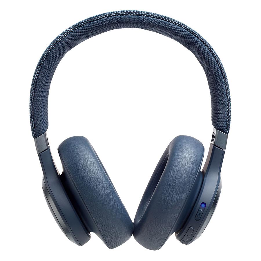 Tai Nghe Bluetooth Chụp Tai Over-ear JBL LIVE 650BTNC - Hàng Chính Hãng