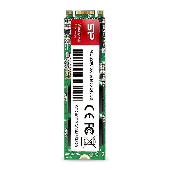 Ổ cứng SSD Silicon Power 240GB M.2 2280 M55 SP240GBSS3M55M28 - Hàng Chính Hãng