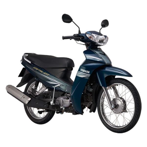 Xe Máy Yamaha Sirius Phanh Cơ - Xanh