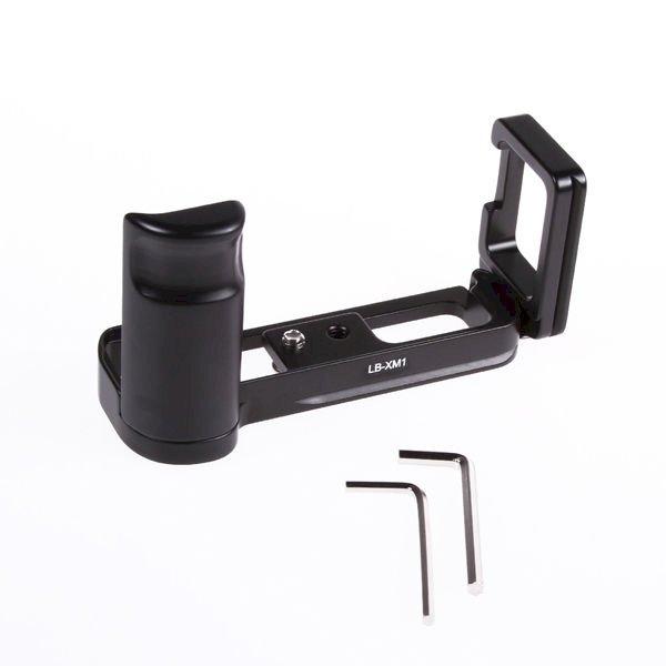 Khung Thép L Bracket For Fujifilm X-A1 X-M1 - Hàng Nhập Khẩu