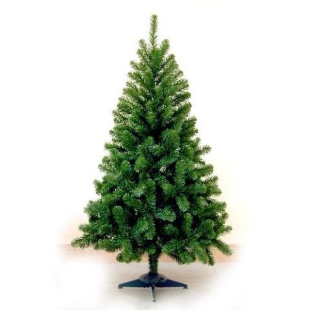 Cây thông noel màu xanh đầu tròn 2in (Cây 150cm)