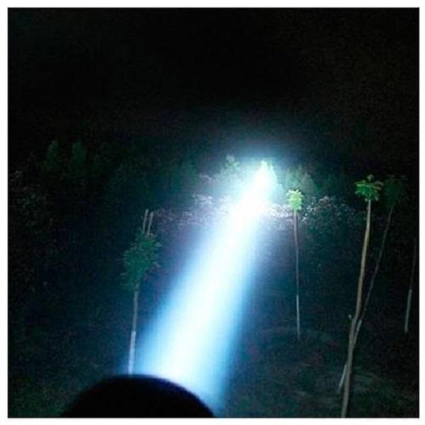 Đèn pin sạc tìm kiếm cứu nạn chống nước cao cấp TERINO T2200A (1 km) (HID)