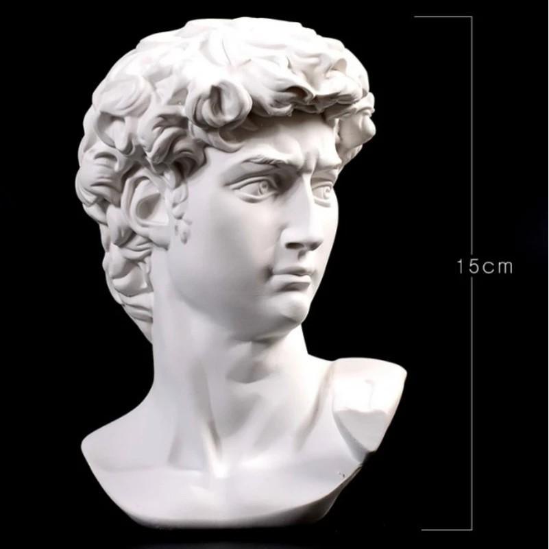 Tượng Hy Lạp DAIVD 15cm