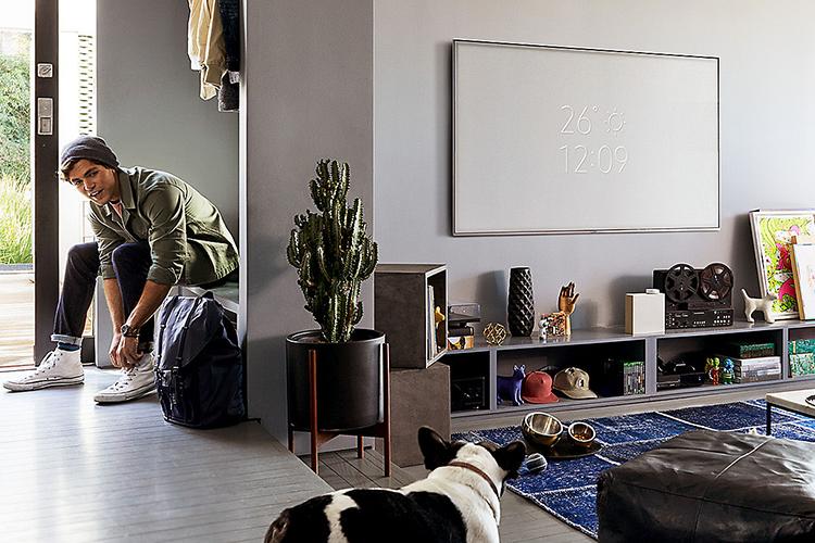 Smart Tivi QLED Samsung 65 inch 4K UHD QA65Q6FNAKXXV - Hàng Chính Hãng
