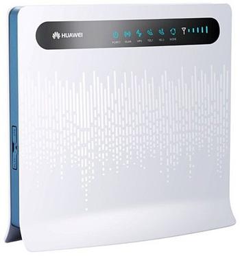 Huawei B593-91 | Bộ Phát Wifi Di Động Chuẩn LTE Kết Nối 32 Thiết Bị - Hàng Nhập Khẩu