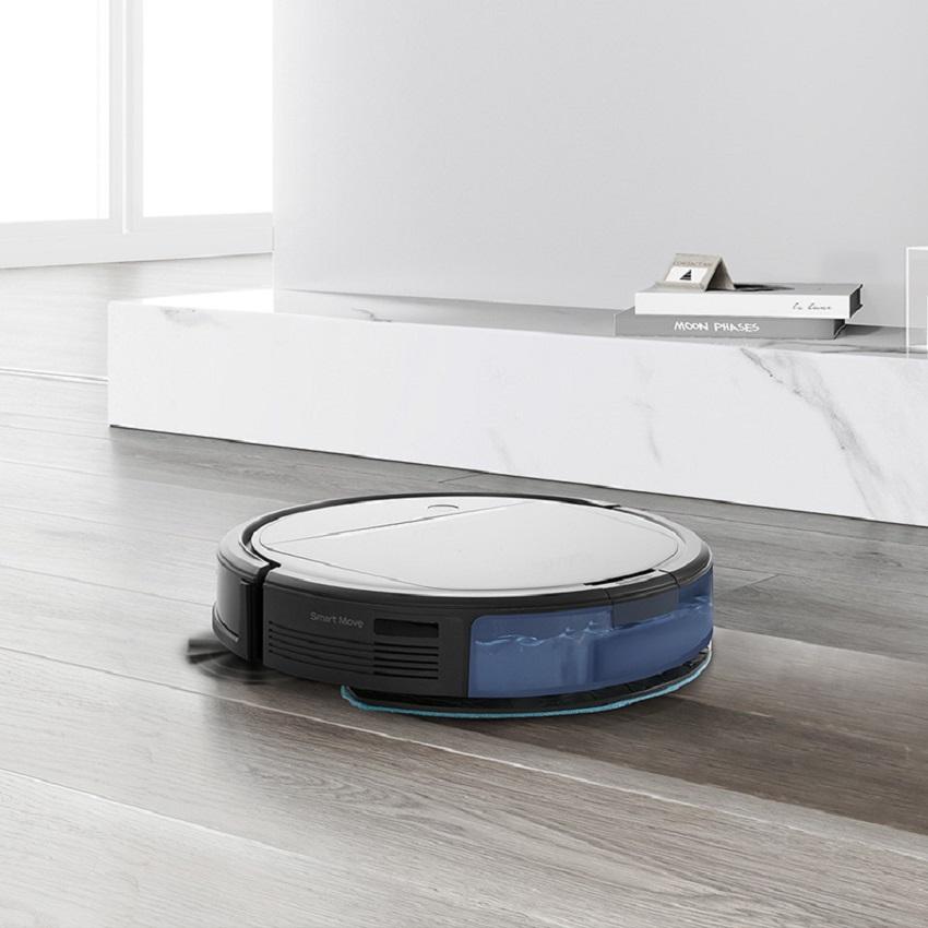 Robot Hút Bụi Lau Nhà Cao Cấp Thông MInh DD35 600