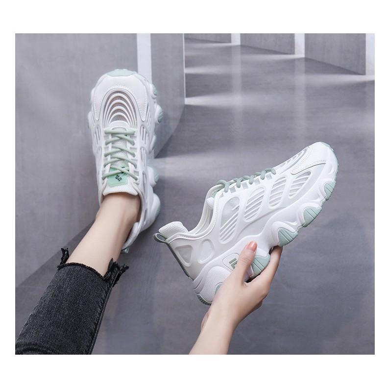 Giày thể thao Sneaker kiểu dáng Hàn Quốc cho nữ - MH102