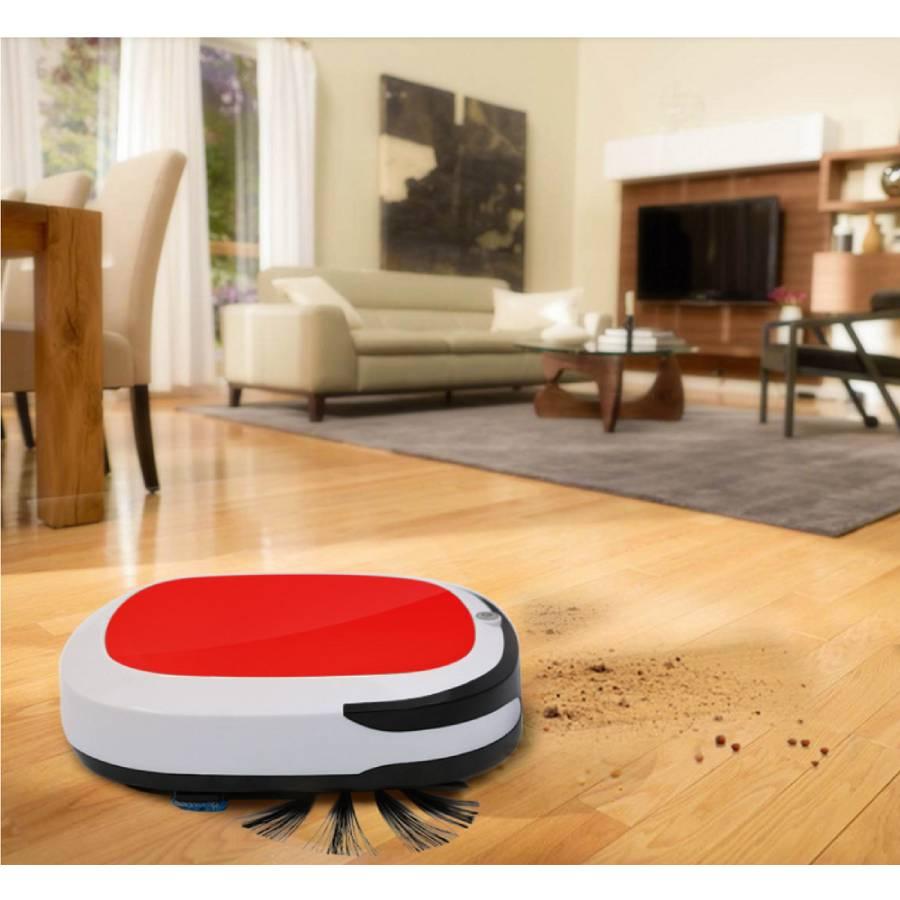 Robot lau nhà hút bụi tự động OLDSM