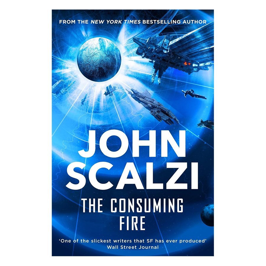 The Consuming Fire - The Interdependency (Paperback)