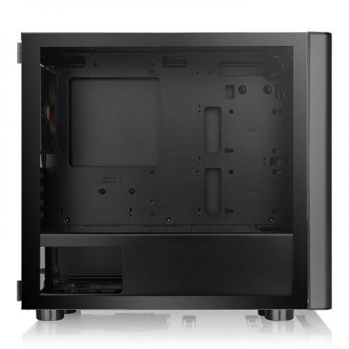 Vỏ Case Thermaltake V150 Tempered Glass Micro Chassis (CA-1R1-00S1WN-00) - Hàng Chính Hãng