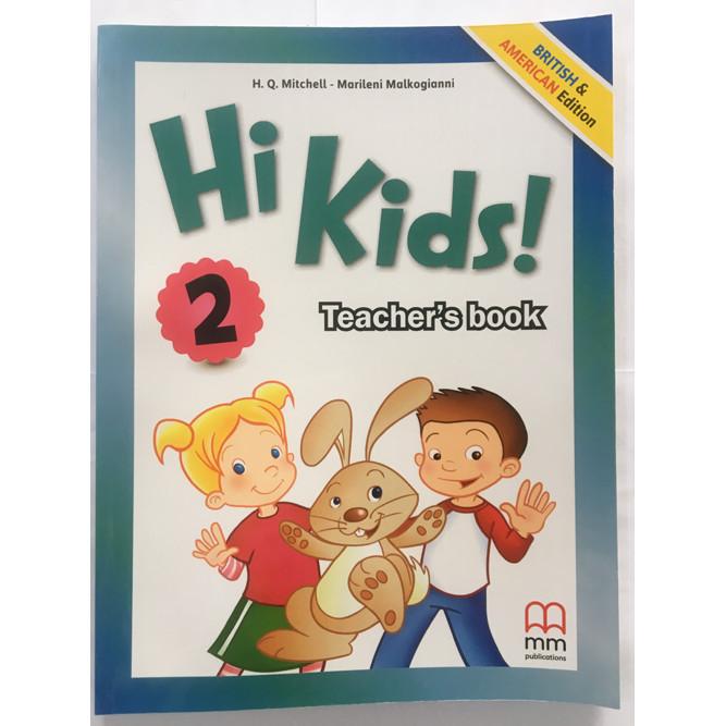 MM Publications: Sách học tiếng Anh - Hi Kids 2 (Teacher's Book)