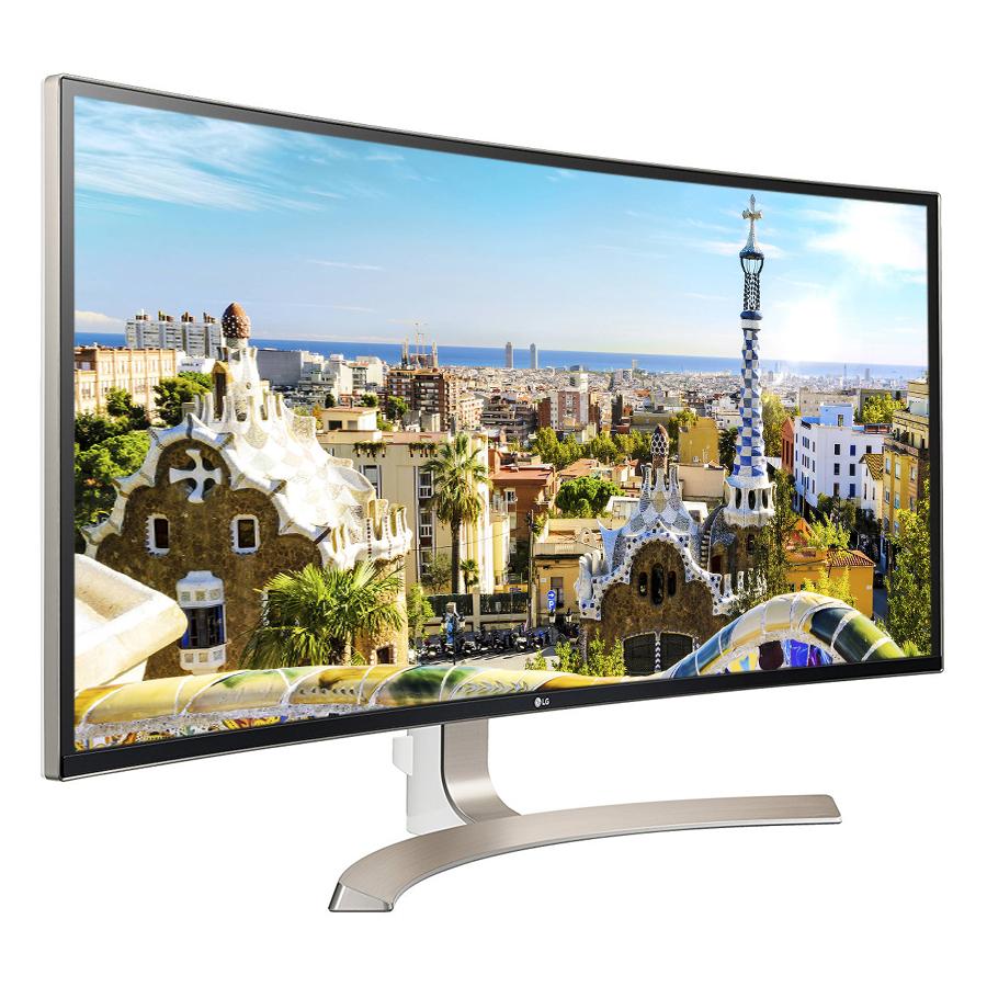 Màn Hình Cong LG Ultrawide 38UC99 38inch WQHD+ 5ms 75Hz FreeSync IPS - Hàng Chính Hãng