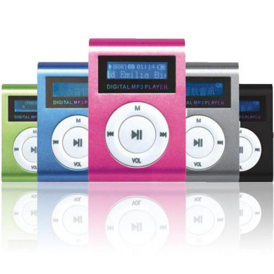 Máy nghe nhạc MP3 Pro - Màn hình LCD tiện lợi ( MP3- PROB )