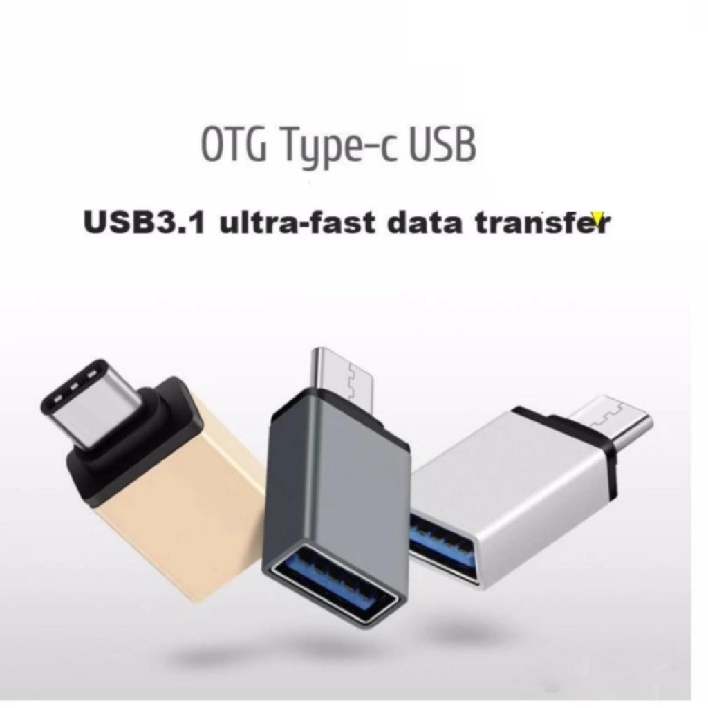 Đầu OTG chuyển đổi cổng USB Type-C chuẩn 3.0 -dc2428