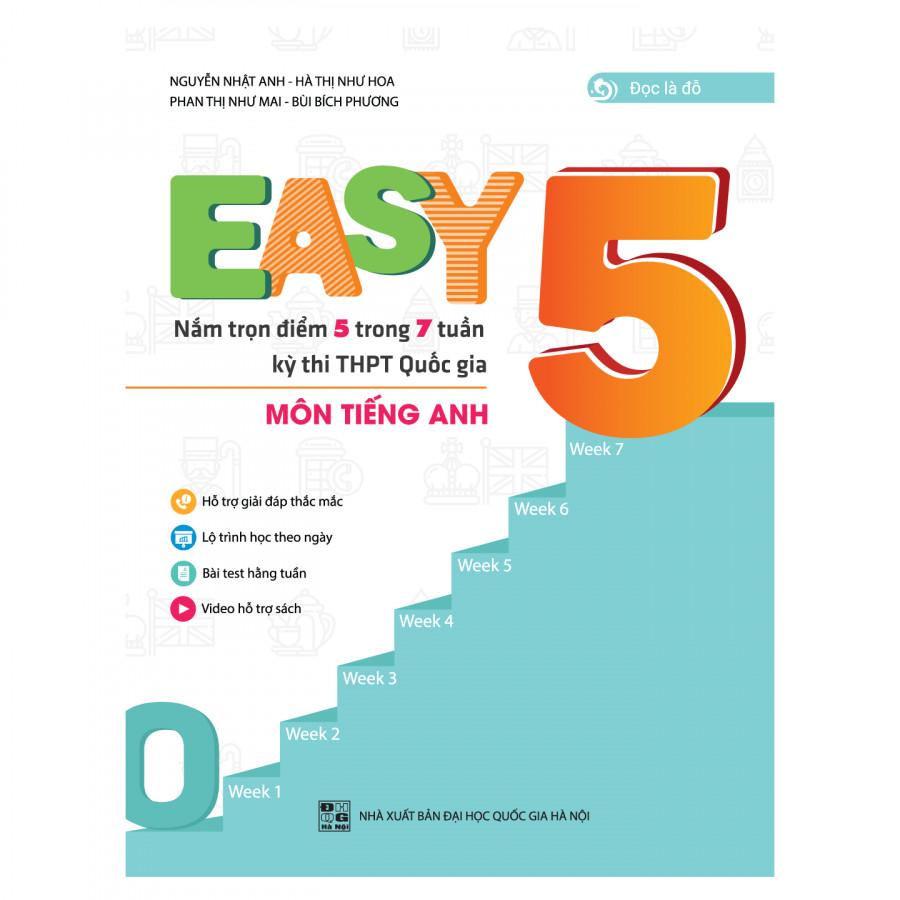 Easy 5 - Nắm Trọn Điểm 5 Trong 7 Tuần