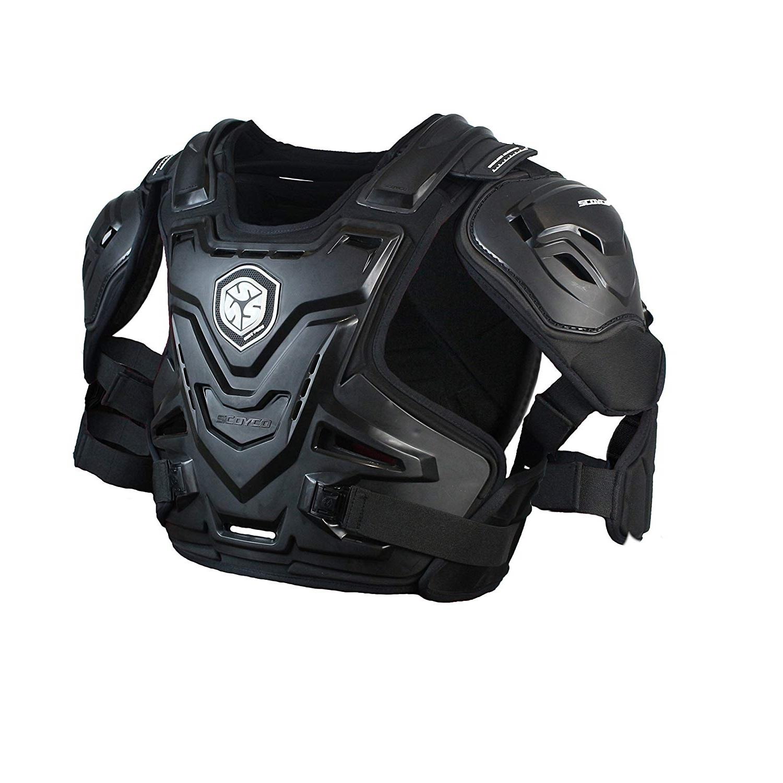 Áo giáp lưng ngực Scoyco AM07