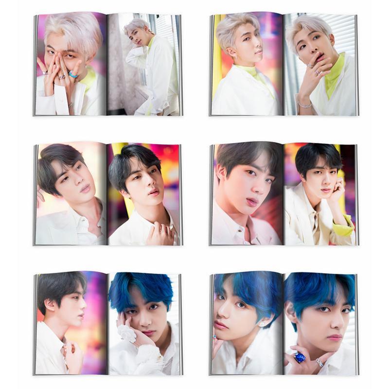 "Mini Book BTS Album ""Map of the Soul: Persona"""