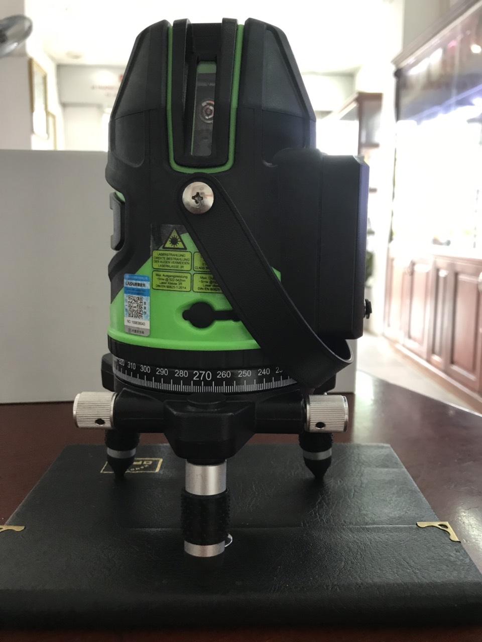 Máy cân bằng Laser Laisai LSG 686 SPD 05 tia xanh