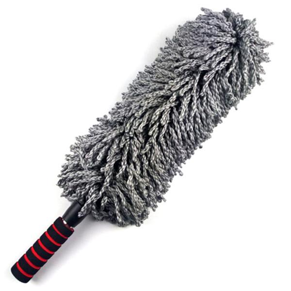 Cây chổi lau bụi dọn vệ sinh nhà cửa bằng sợi dầu