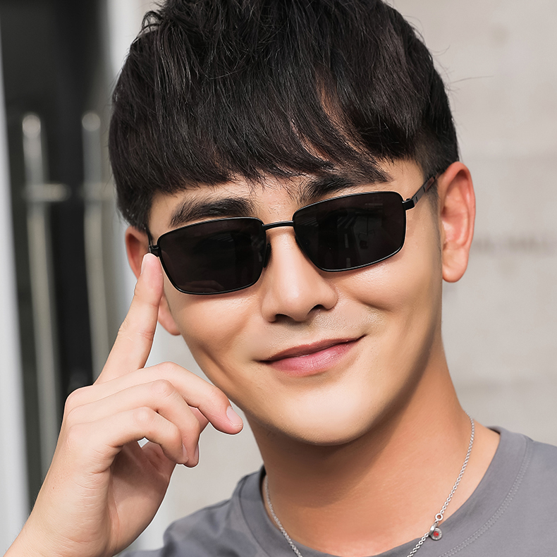 Kính Mát nam kính râm nam thời trang mắt kính doanh nhân chống tia UV , chống tia cực tím