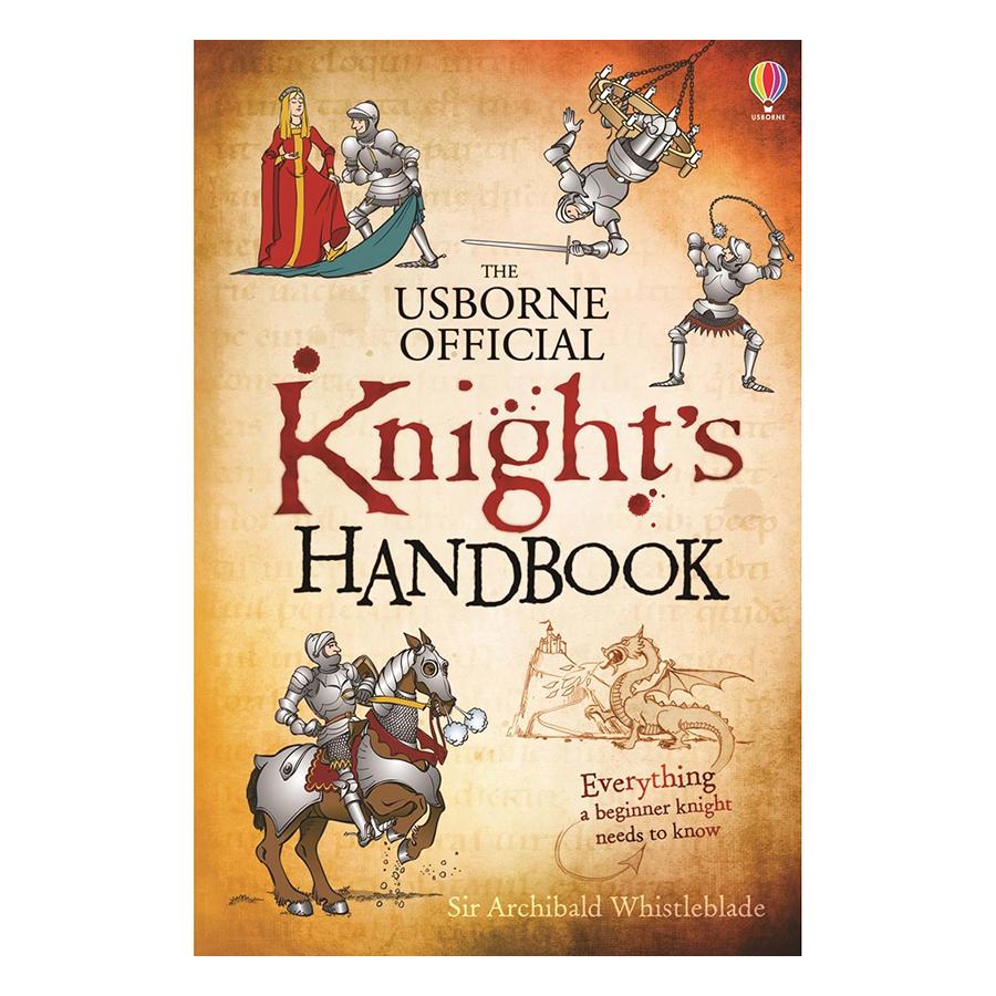 Usborne Handbooks: Knight's