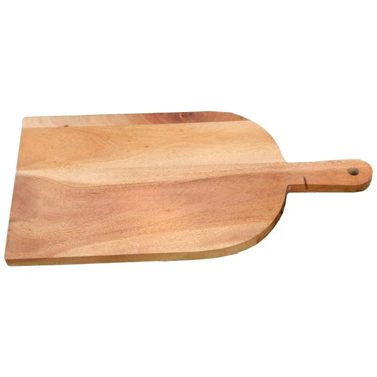 Thớt gỗ chữ nhật tay cầm CV8JPC
