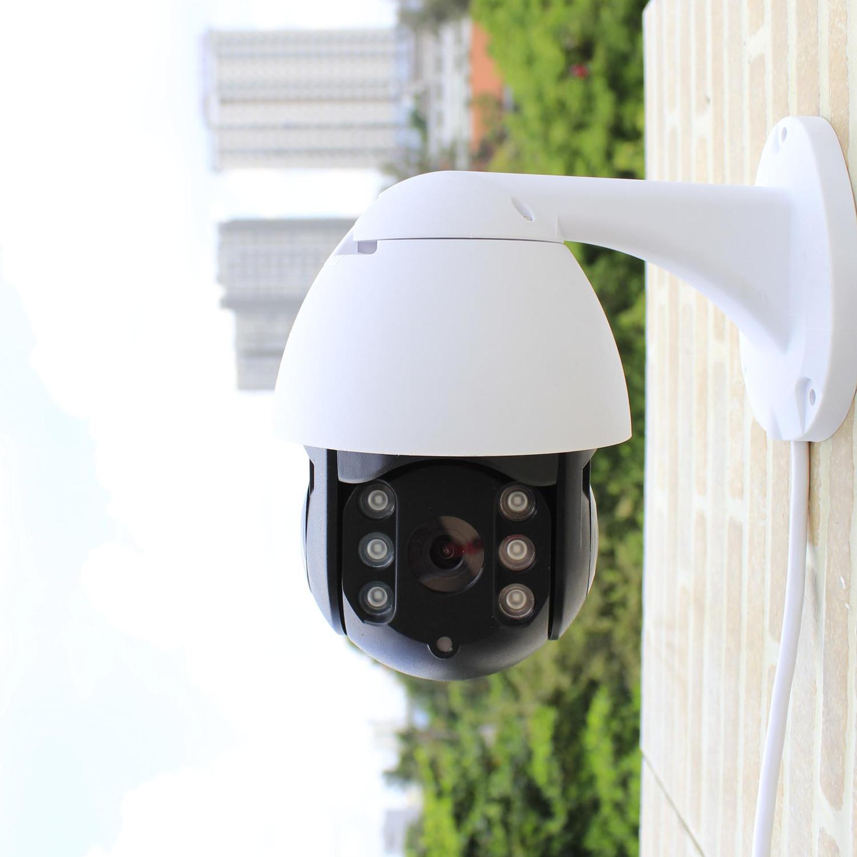 Camera Ip Wifi Ngoài Trời CareCam CC8021 Xoay 360 Độ 2.0MP Full HD 1080P - Hàng Chính Hãng