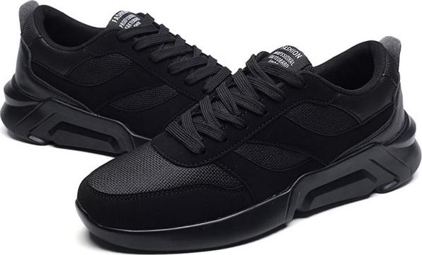 Giày Sneaker Nam Thể Thao Mẫu Mới YAMET S9-0985B Màu Đen