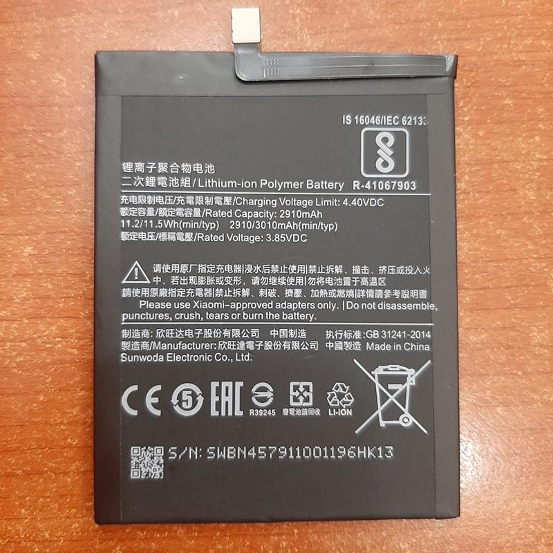 Pin Dành Cho điện thoại Xiaomi MiA2
