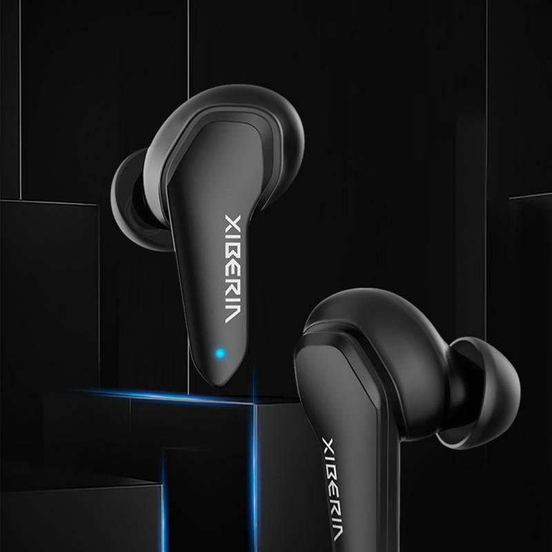 Tai nghe không dây chơi game độ trễ thấp Bluetooth True Wireless XIBERIA W3 - Hàng Chính Hãng
