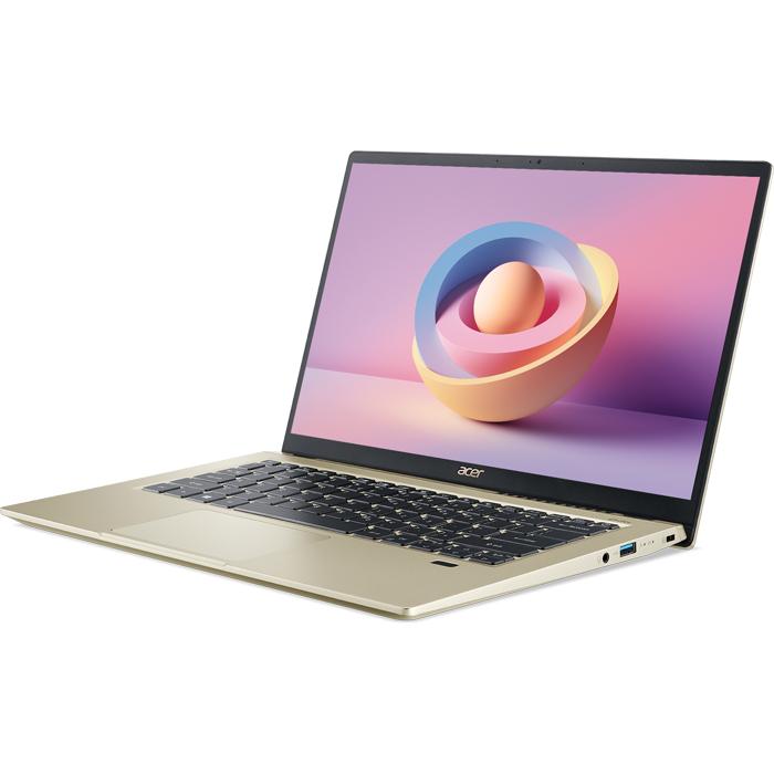 Laptop Acer Swift 3X SF314-510G-5742 NX.A10SV.003 (Core i5-1135G7/ 16GB LPDDR4X 4266MHz/ 1TB SSD M.2 PCIE Gen3x4/ 14 FHD IPS/ Win10) - Hàng Chính Hãng