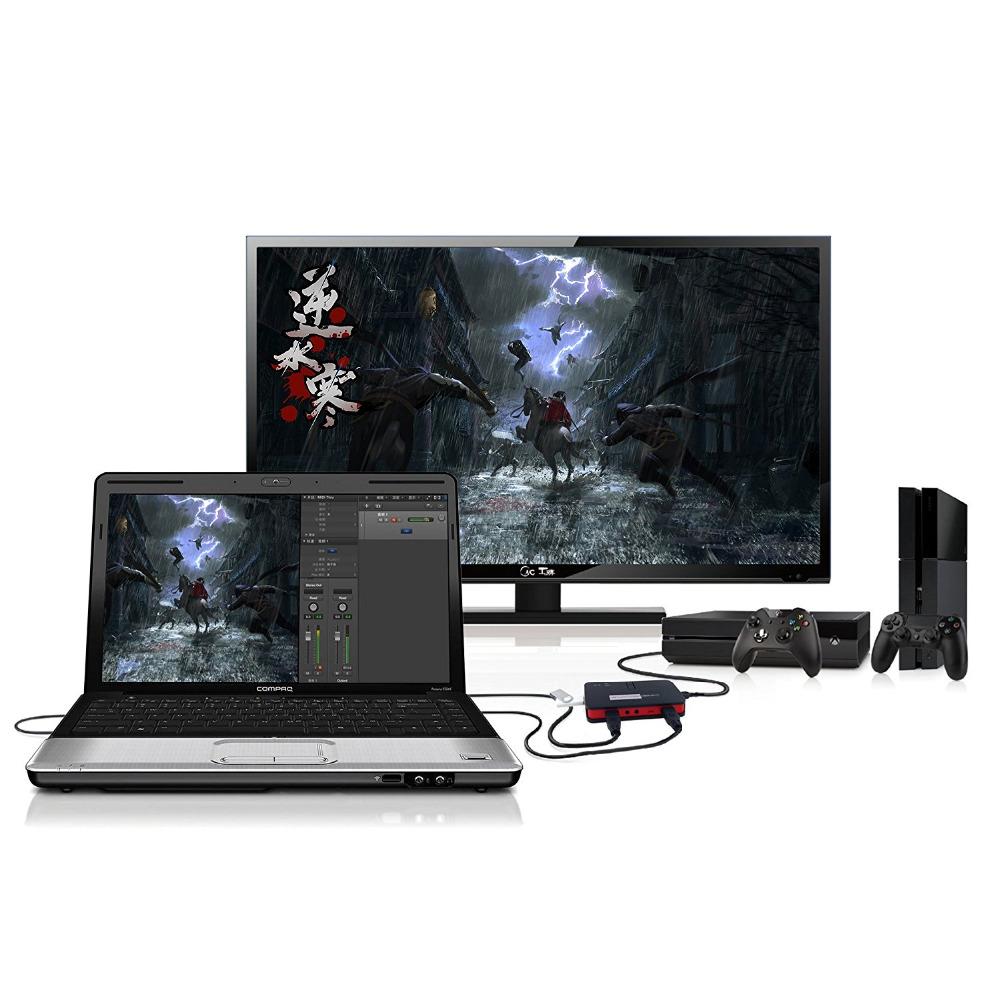 Bộ ghi hình nội soi , máy quay Full HD 1080p Ezcap 284 - Hàng Nhập Khẩu