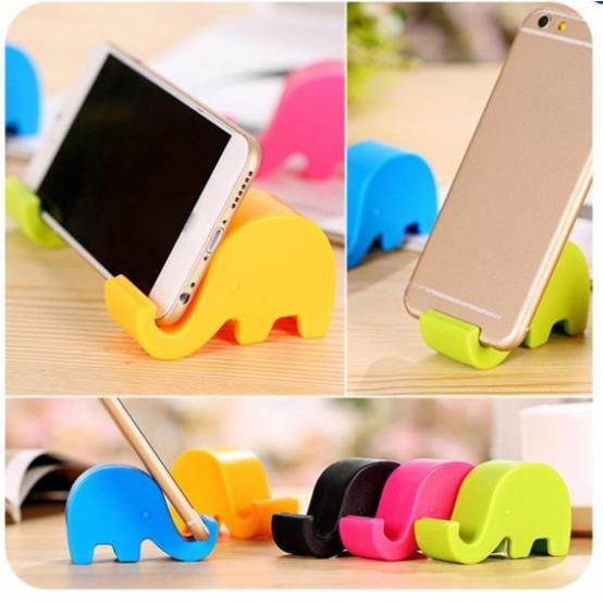 Giá để điện thoại đa năng hình con voi nhỏ gọn