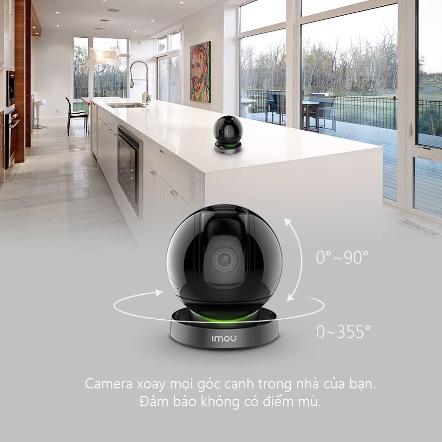 Camera Ip Wifi Imou Ranger Pro Ipc-A26hp - Hàng Chính Hãng