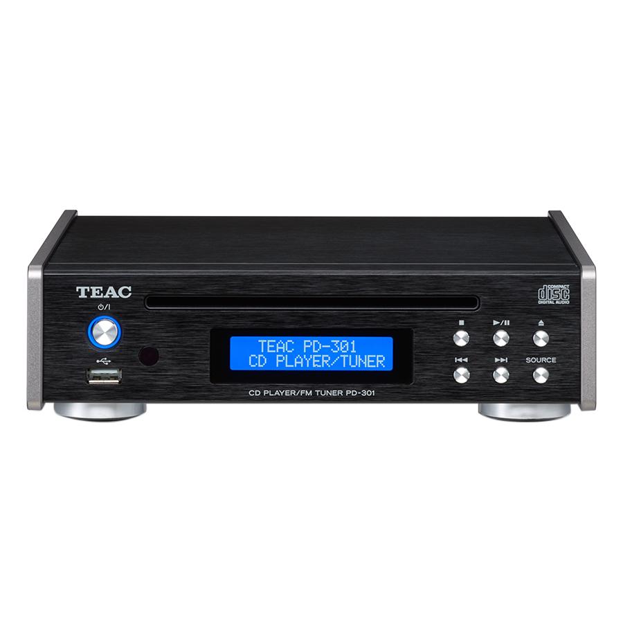 Đầu CD TEAC PD-301 - Hàng Chính Hãng