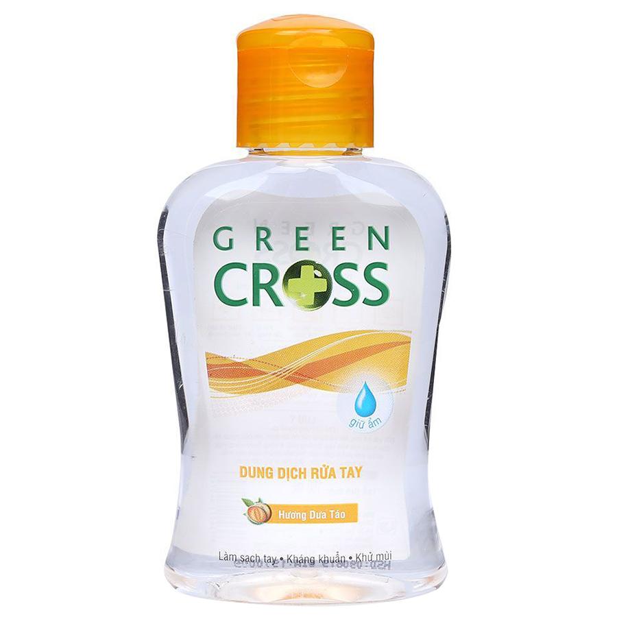 Nước Rửa Tay Green Cross Hương Táo (100ml) - 8936027440746,62_220492,26000,tiki.vn,Nuoc-Rua-Tay-Green-Cross-Huong-Tao-100ml-62_220492,Nước Rửa Tay Green Cross Hương Táo (100ml)