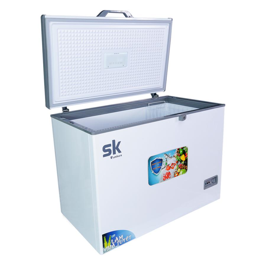 Tủ Đông 1 Ngăn Sumikura SKF-220S (150L) - Hàng Chính Hãng