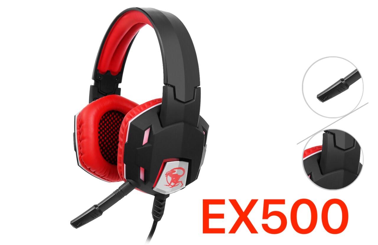 Tai Nghe EX500 LED - HÀNG CHÍNH HÃNG