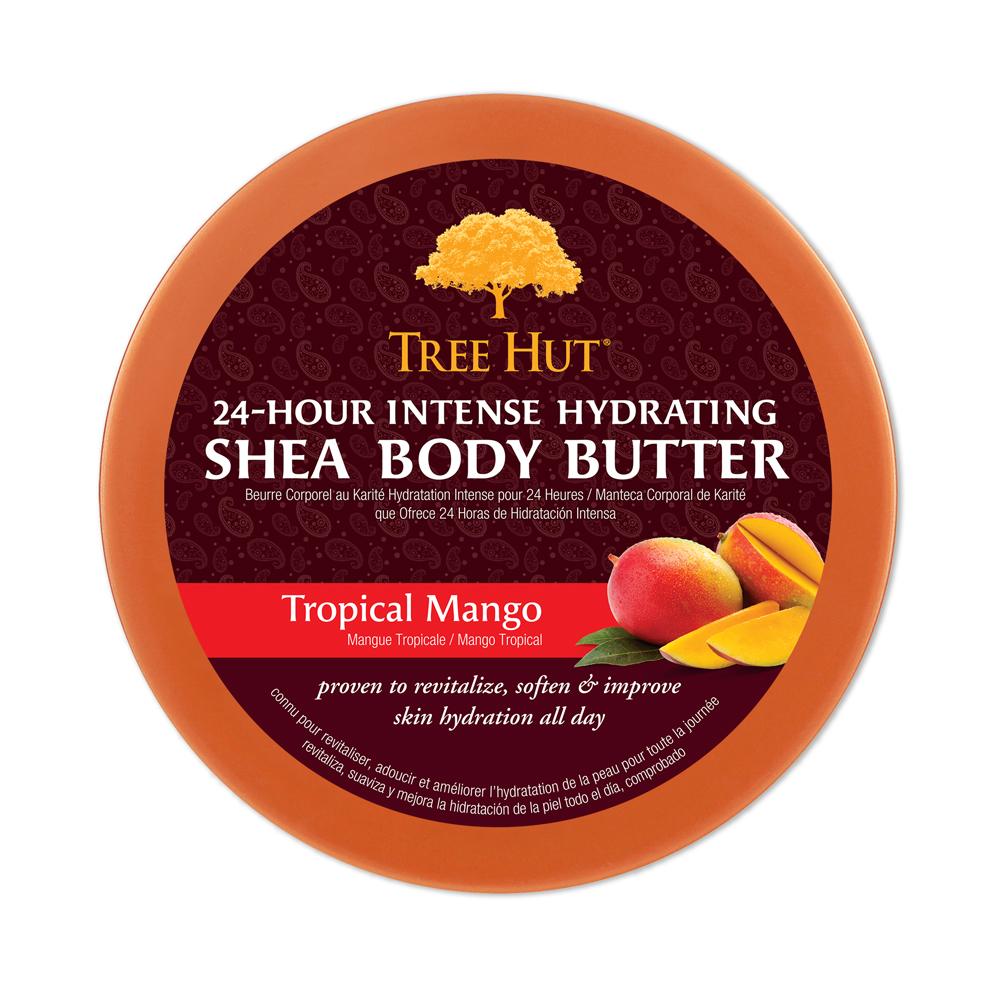 Bơ dưỡng thể Tree Hut Shea Body Butter, Tropical Mango